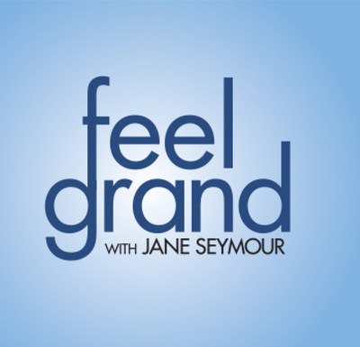Feel Grand with Jane Seymour Logo www.feelgrand.org (PRNewsFoto/Grandparents.com, Inc.)