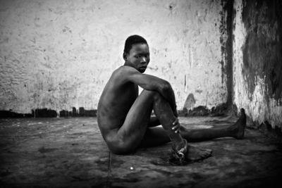 Robin Hammond, Condemned, Juba Central Prison, Sudan, photo. (C) Robin Hammond/Panos Pictures
