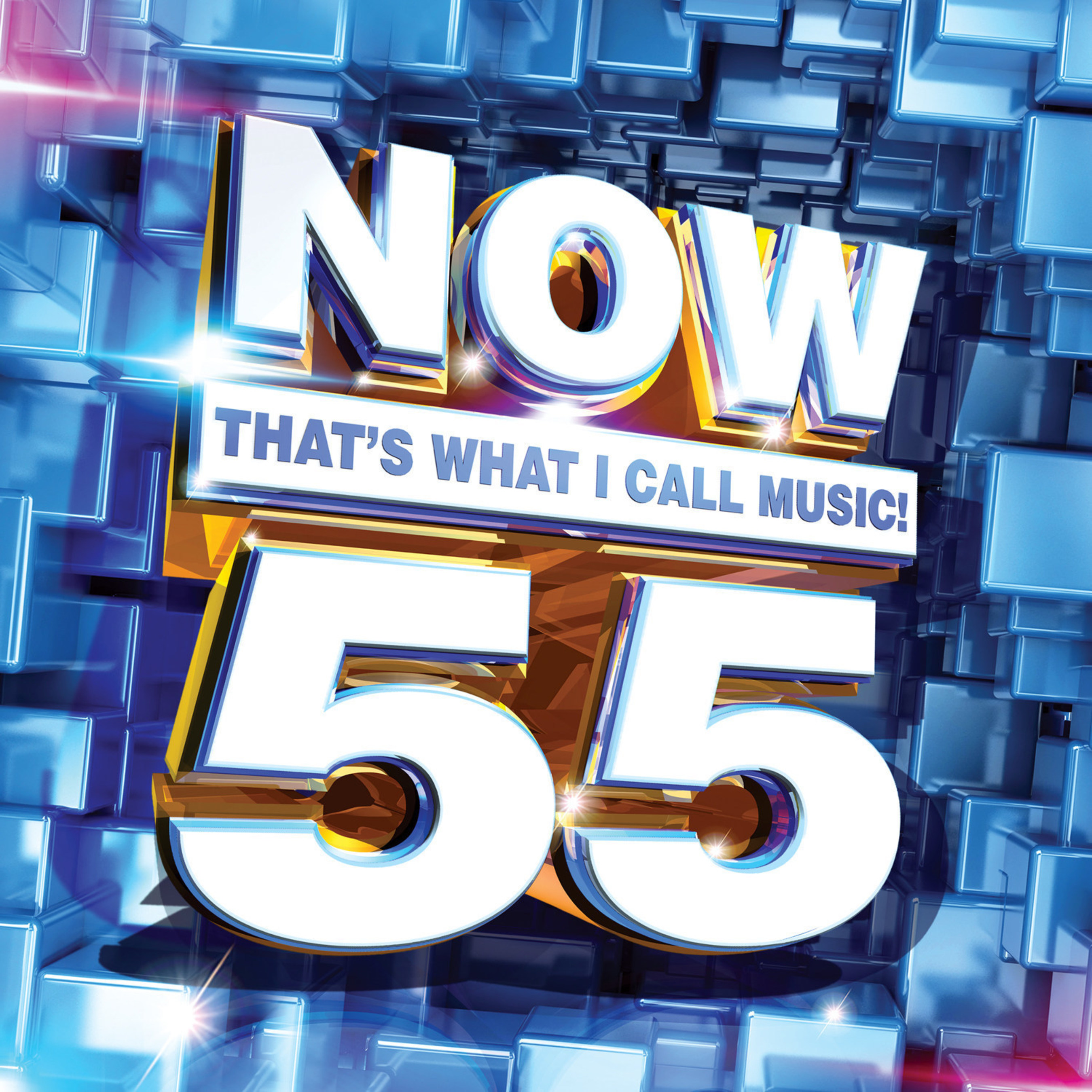NOW That's What I Call Music! Presents the Summer's Hottest Playlists with Today's Biggest Hits on NOW That's What I Call Music! Vol. 55 and Classic Pop/Rock Tracks o