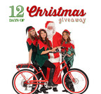 "Pedego Electric Bikes Offers a Free Bike Each Day! 'Tis the season for Pedego's ""12 Days of Christmas"" bicycle giveaway sweepstakes."