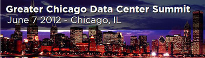 Announcing the inaugural Greater Chicago Data Center Summit--June 7.  (PRNewsFoto/CapRate Events, LLC)
