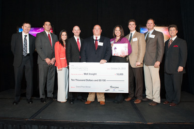 Well Insight Announced as the Grand Prize Winner for Verizon's Technology Innovation Award