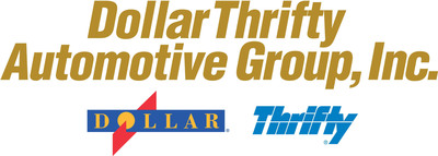 Dollar Thrifty Automotive Group, Inc. color logo. (PRNewsFoto/Dollar Thrifty Automotive Group, Inc.)