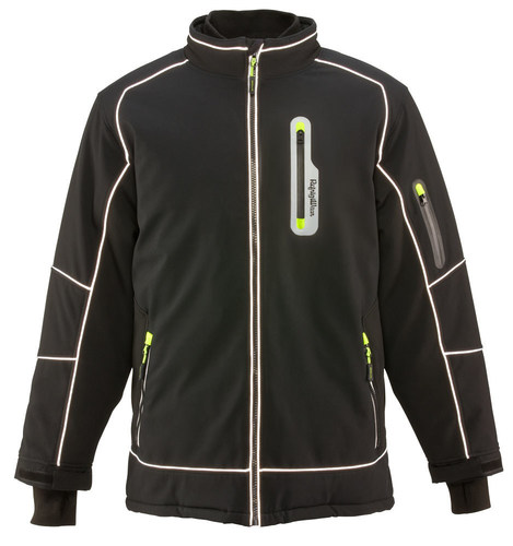 RefrigiWear's warmest jacket ever, the 0790 Extreme Softshell Jacket, provides comfortable protection for ...