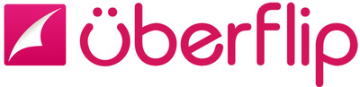Uberflip logo.  (PRNewsFoto/The Content Standard)
