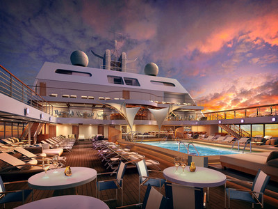 Seabourn Unveils Names Of Its Newest Ships: Seabourn Encore And Seabourn Ovation