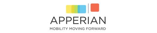 Apperian logo. (PRNewsFoto/Apperian, Inc.) (PRNewsFoto/APPERIAN, INC.)