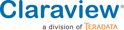 Claraview logo. (PRNewsFoto/TERADATA CORPORATION)