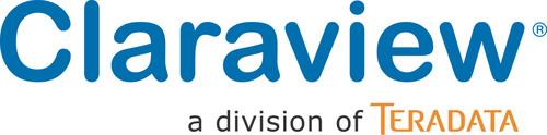 Claraview logo. (PRNewsFoto/TERADATA CORPORATION)