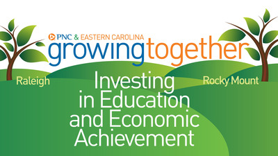 PNC Announces $1 Million Economic Development In Eastern Carolina.  (PRNewsFoto/PNC Financial Services Group)