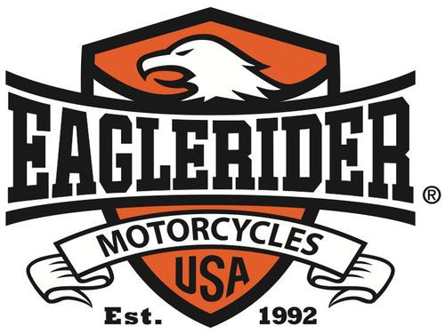 EagleRider Logo. (PRNewsFoto/EagleRider) (PRNewsFoto/EAGLERIDER)