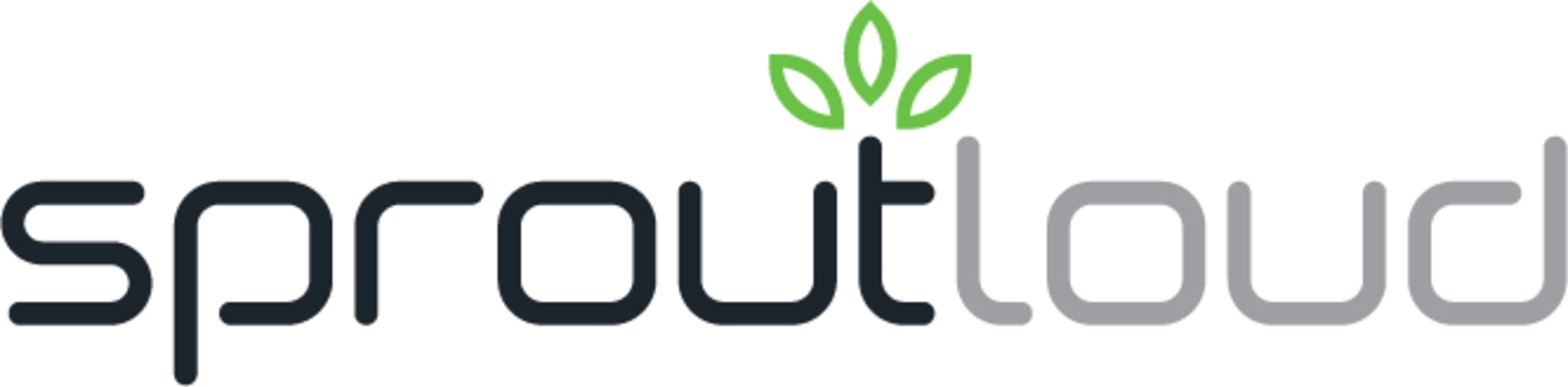 SproutLoud Logo (PRNewsFoto/SproutLoud)