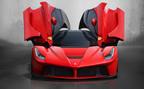 LaFerrari - front aperto.  (PRNewsFoto/Ferrari)