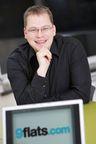 Stephan Uhrenbacher, Founder and CEO of 9flats.com