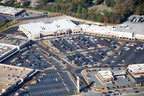 Aerial view of Cross Country Plaza Shopping Center.  (PRNewsFoto/Coro Realty Advisors, LLC)
