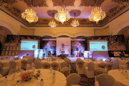 The set for the Modern & Contemporary Indian Art Auction, that was held recently at the ITC Windsor, Bangalore ...