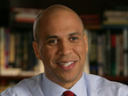 U.S. Senator Cory Booker featured in PSA from the National Parkinson Foundation (PRNewsFoto/National Parkinson Foundation)