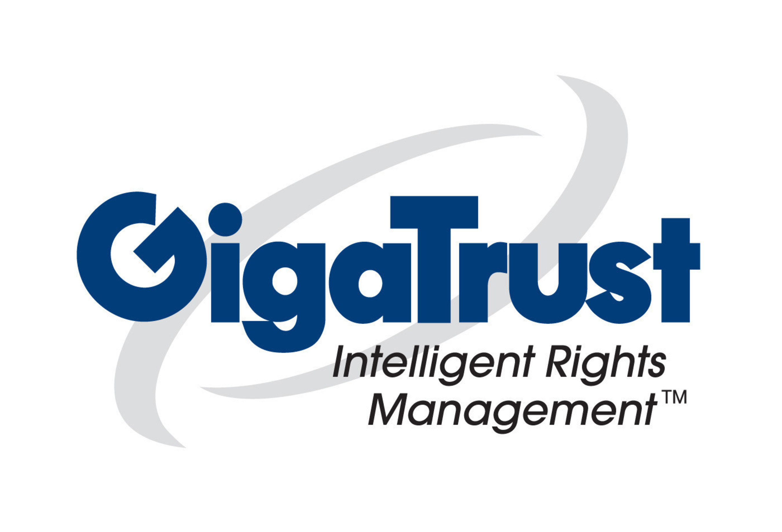 GigaTrust Logo (PRNewsFoto/GigaTrust)