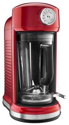 KitchenAid® Torrent® Magnetic Drive Blender, Candy Apple Red
