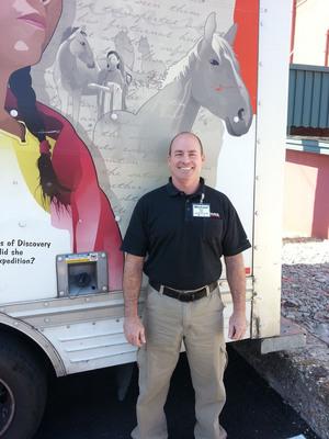 Michael Wise Ready to Lead New U-Haul Company of Clearwater.  (PRNewsFoto/U-Haul)