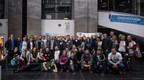 Smogathon participants after 24-hours bootcamp last weekend (PRNewsFoto/Bitspiration Booster)