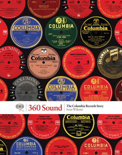 Columbia Records Celebrates 125 Years By Releasing 360 Sound: The Columbia Records Story and 360