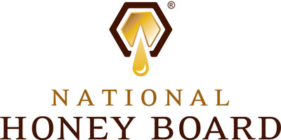 National Honey Board logo. (PRNewsFoto/National Honey Board)