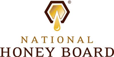National Honey Board logo. (PRNewsFoto/National Honey Board)