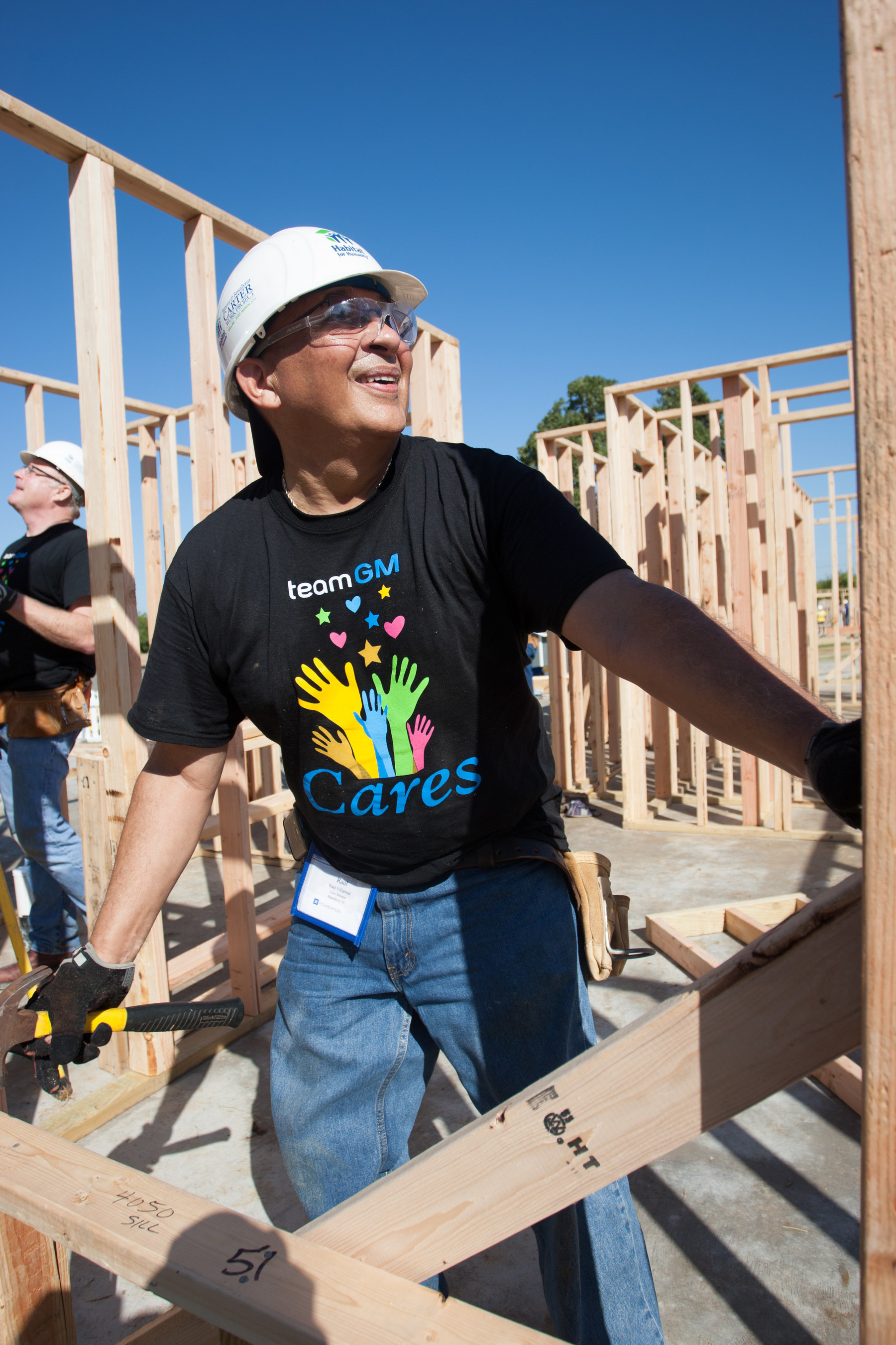 GM Foundation renews its commitment to Habitat for Humanity