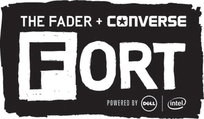 The FADER FORT Presented By Converse Powered By Dell, Intel