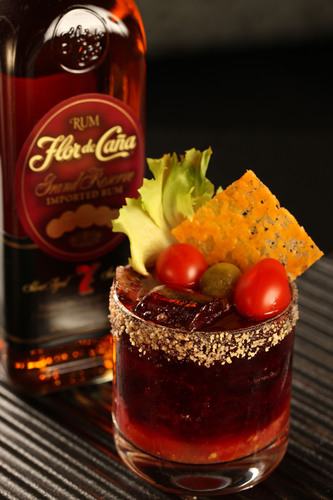 Flor de Cana® Rum Takes a Bite Out of National Sandwich Day With Crustless Cocktails