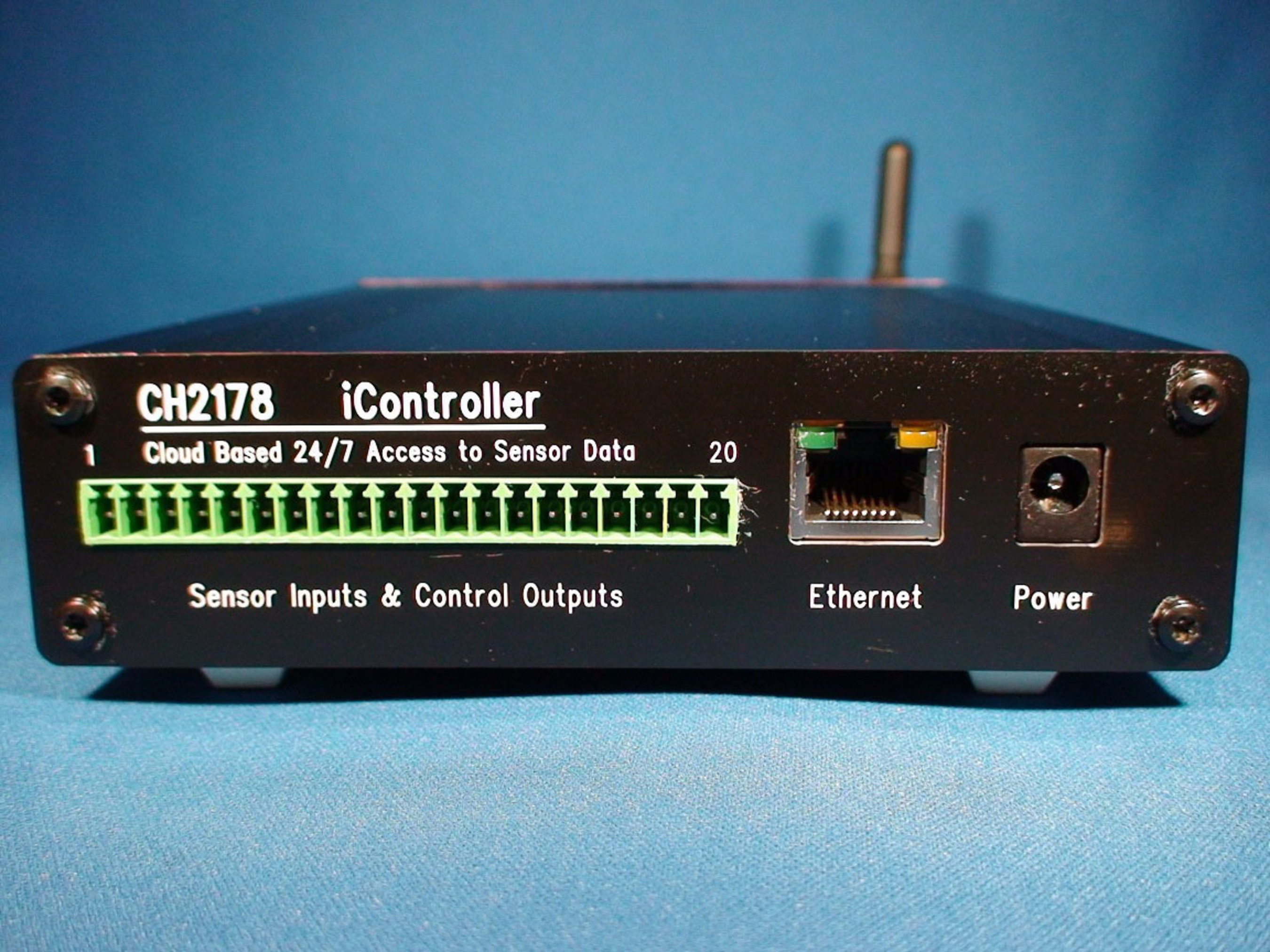 iController.  (PRNewsFoto/Cermetek Microelectronics, Inc.)