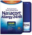 Nasacort Allergy 24HR Nasal Spray (PRNewsFoto/Sanofi US)