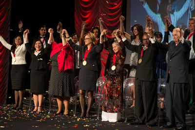 2014 J. Willard Marriott Award of Excellence Honorees