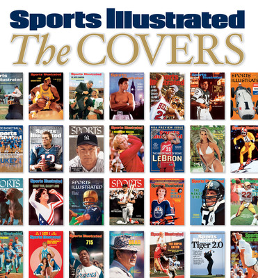 Trivia, Statistics and Fun Facts Revealed In SPORTS ILLUSTRATED: THE COVERS, Compilation of the Magazine's Iconic Covers, On Sale Today.  (PRNewsFoto/SPORTS ILLUSTRATED)