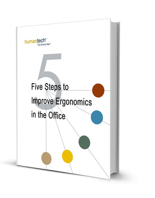 Humantech releases new e-book on office ergonomics.  (PRNewsFoto/Humantech, Inc.)