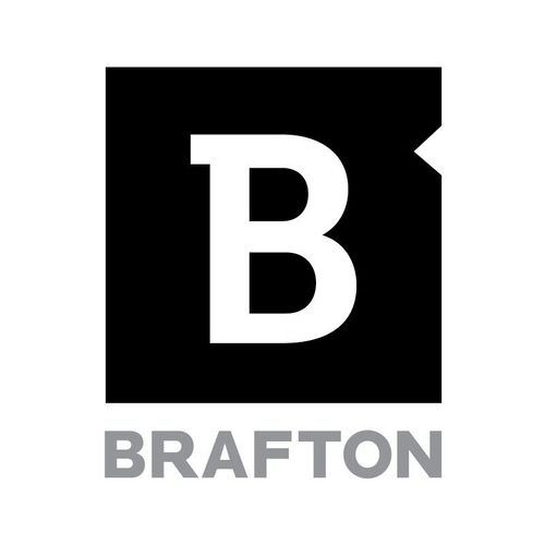 BRAFTON CONTENT MARKETING AGENCY LOGO.  (PRNewsFoto/Brafton)