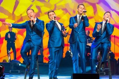 The Midtown Men. Photo credit: Kat Villacorte/NJTV