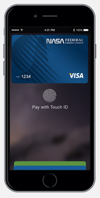 Apple Pay Now Available to NASA Federal Credit Union Members