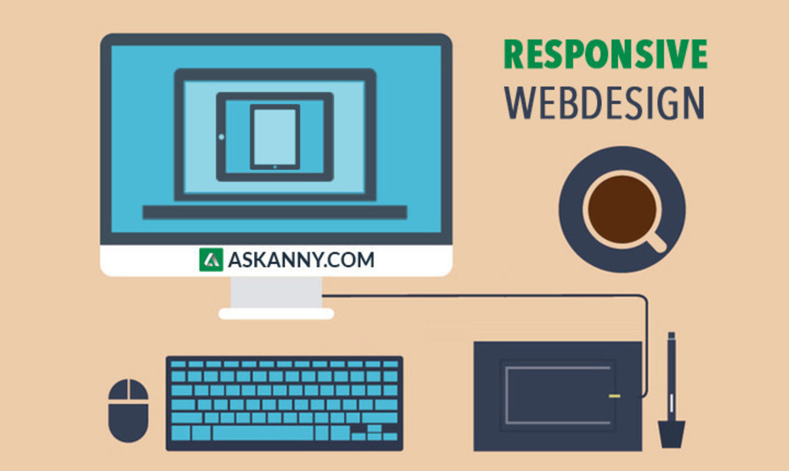 ASKANNY.COM OFFERS SPECIAL RATE FOR UPGRADING TO MOBILE RESPONSIVE AND VOICE SEARCH OPTIMIZED WEBSITES