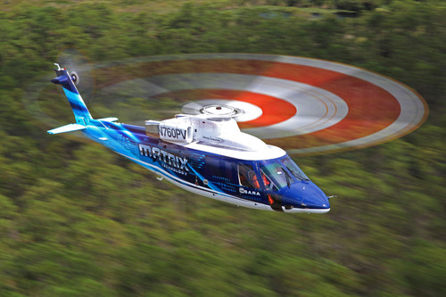 Sikorsky has begun flight testing systems and software called MATRIX Technology designed to significantly ...
