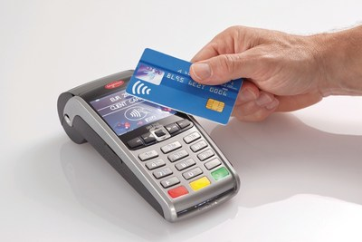 EMV is the global standard for payment processing technology, and it's coming to the U.S.  EMV uses an integrated chip embedded in the card to hold all the cardholder information previously stored on the magnetic stripe, and more. And it contains advanced security technology that can help reduce data fraud!