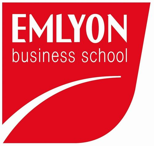 EMLYON Business School Logo (PRNewsFoto/EMLYON Business School)