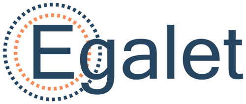 Egalet Logo. (PRNewsFoto/Egalet Corporation) (PRNewsFoto/EGALET CORPORATION)