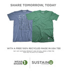SustainU Launches Wear One, Share One Program to Encourage Dialogue on Sustainable Clothing
