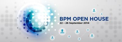 Get insights in to how to make BPM work for your organization and deliver measurable results back to the business. (PRNewsFoto/BPM Open House)