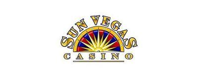 Sun Vegas Casino Logo.