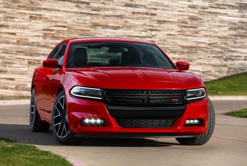 2015 Dodge Charger. (PRNewsFoto/Chrysler Group LLC)