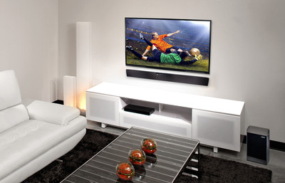 VIZIO Reveals Must-Have TV and Audio Line-Up Just in time for the Holidays.  (PRNewsFoto/VIZIO, Inc.)