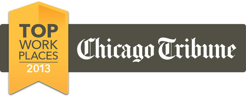 Interactive Health Recognized as a Top Workplace by The Chicago Tribune. (PRNewsFoto/Interactive Health) (PRNewsFoto/INTERACTIVE HEALTH)